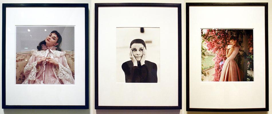 オードリー・ヘップバーンの写真展に行ってきた