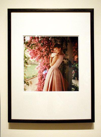 オードリー・ヘップバーン写真展