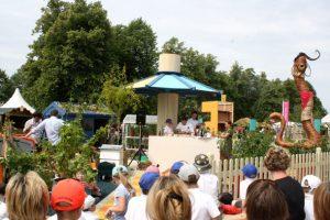 ハンプトン・コート・パレス・フラワー・ショー2015