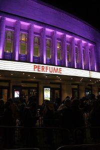 Perfumeのロンドン公演2014