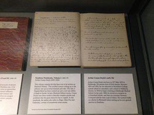 ロンドン博物館の「シャーロック・ホームズ」展