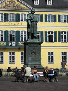 旧西ドイツの首都ボン