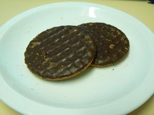 チョコ・クッキー