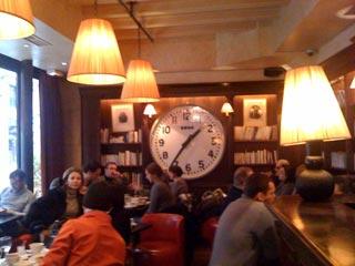 文学カフェ