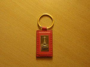 エッフェル塔のキーホルダー