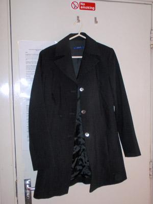 イタリア製コート