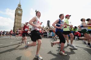The Virgin London Marathon 2010