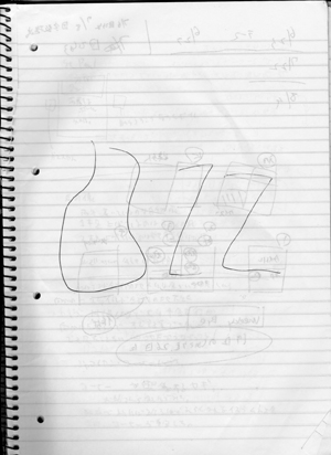 仕事のノート