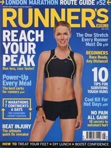 ジョギング雑誌
