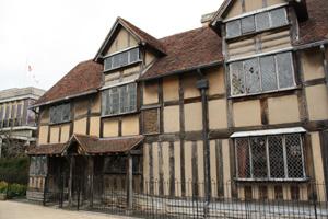 シェイクスピアの生家