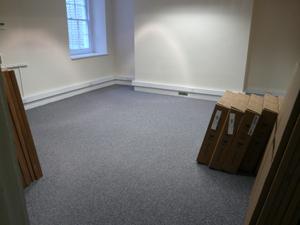 新しいオフィス