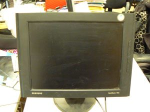 商品その3 Samsung SyncMaster 151s