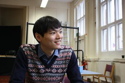 俳優 古川雄輝さん