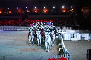 イタリアの騎馬隊
