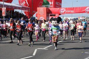ロンドン・マラソンの舞台裏