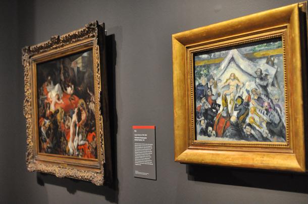 ナショナル・ギャラリーのドラクロワ展