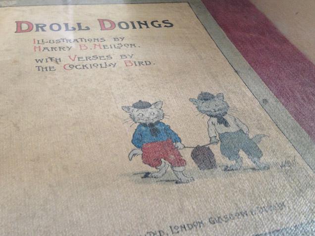 子どもの本「Droll Doings」