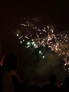 ルイスの花火