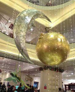 フォートナム&メイソンのクリスマス