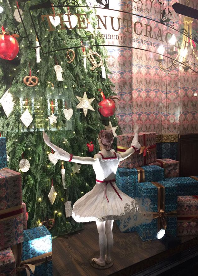 リバティのクリスマス