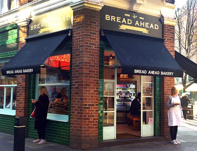 Bread Ahead コベント・ガーデン店