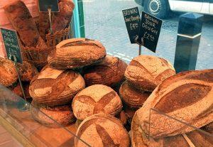 Bread Aheadのパン