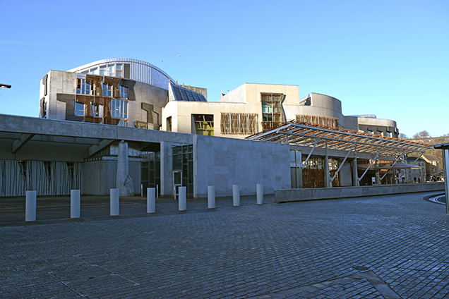 Scottish parlament