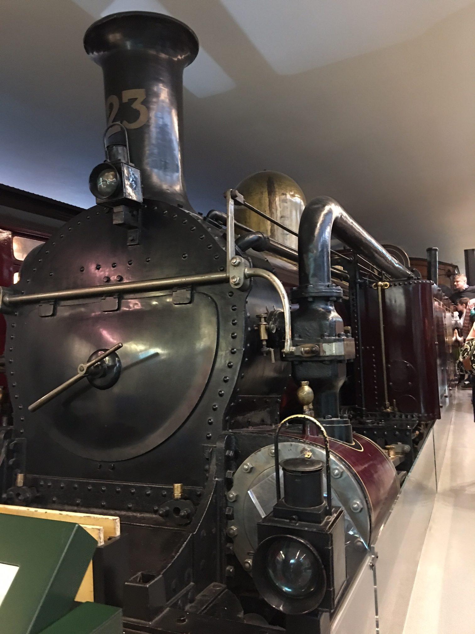 地下鉄蒸気機関車