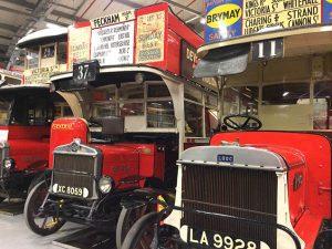 K型ロンドンバス