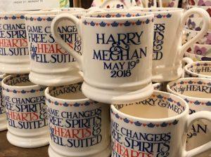 エマ・ブリッジウォーターの記念マグカップ