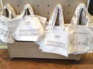 eately bag